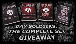 Day Soldiers Giveaway Pic